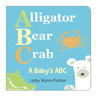 Alligator, Bear, Crab