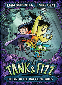 Tank & Fizz: The Case of the Battling Bots