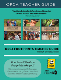 Orca Footprints Teacher Guide