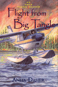 Flight from Big Tangle