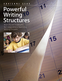 Powerful Writing Structures
