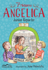 Princess Angelica, Junior Reporter