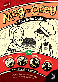 Meg and Greg: The Bake Sale