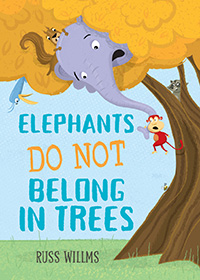 Elephants Do Not Belong in Trees