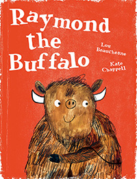 Raymond the Buffalo