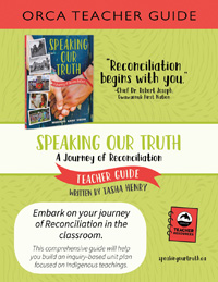 Speaking Our Truth Teacher Guide