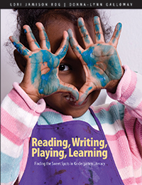 Reading, Writing, Playing, Learning