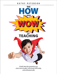 The How and Wow of Teaching