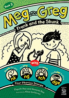 Meg and Greg: Frank and the Skunk
