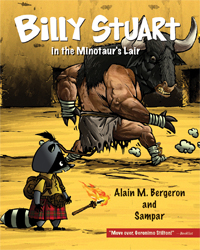 Billy Stuart in the Minotaur's Lair