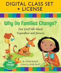 Why Do Families Change? Digital Class Set + License