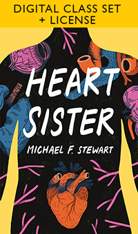 Heart Sister Digital Class Set + License