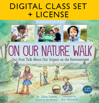 On Our Nature Walk Digital Class Set + License