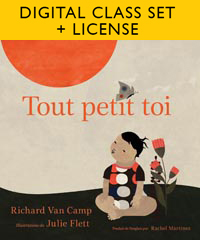 Tout petit toi Digital Class Set + License