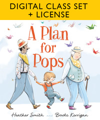 Plan for Pops, A Digital Class Set + License