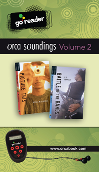 Orca Soundings GoReader Vol 2
