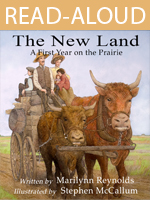 The New Land Read-Along