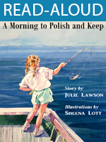 A Morning to Polish and Keep Read-Along